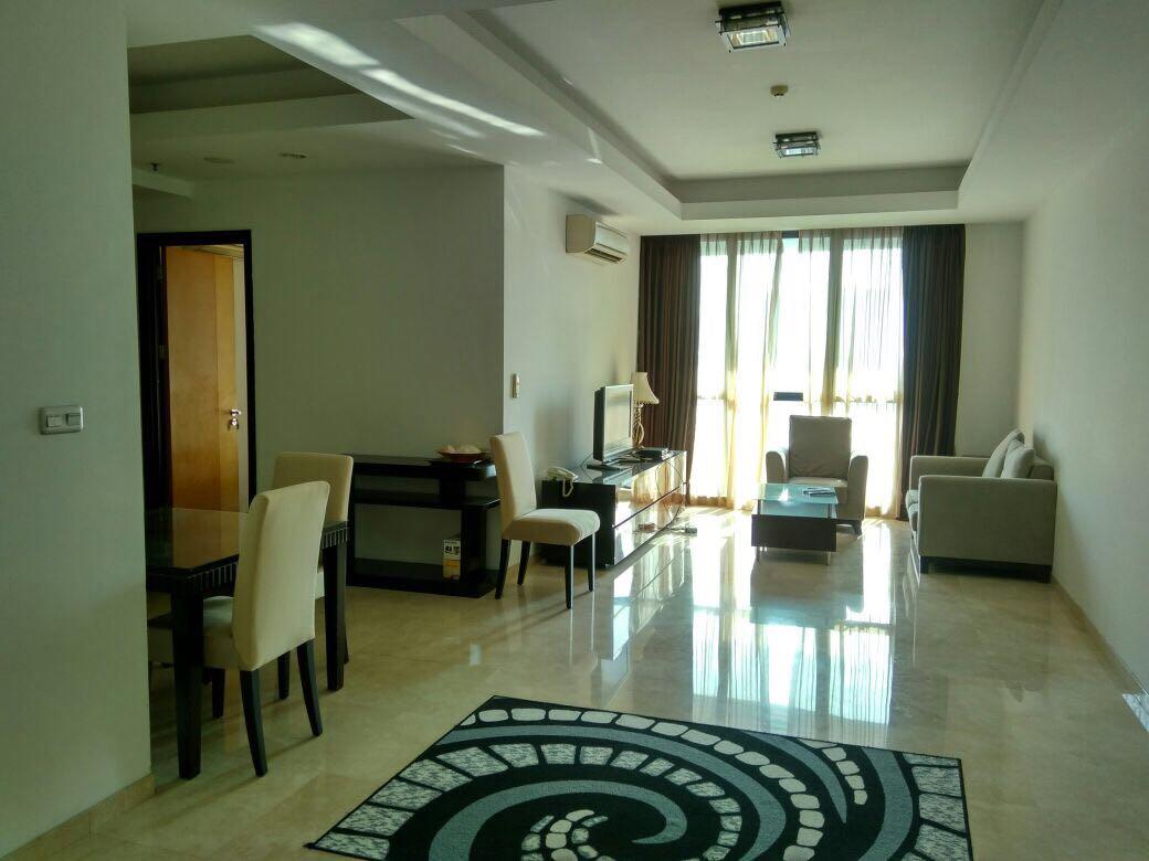 Dijual Cepat Apartemen Setiabudi Residence 2 Bed Room