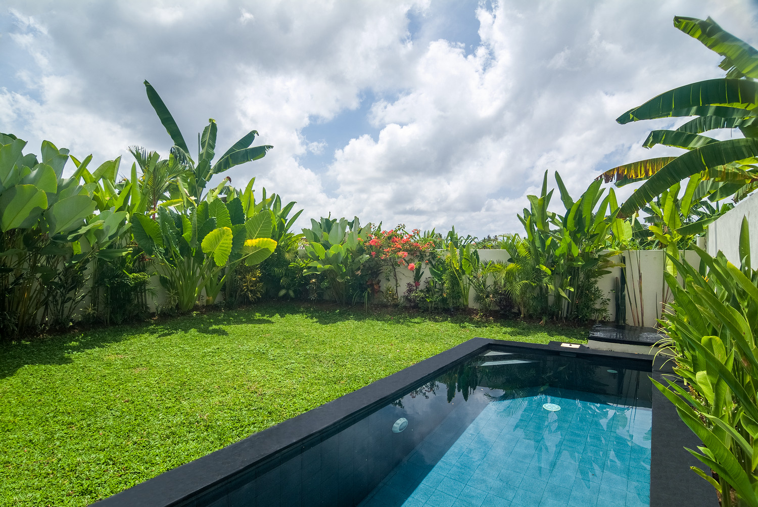 Villa in Tranquil Canggu Area With Beautiful Green View