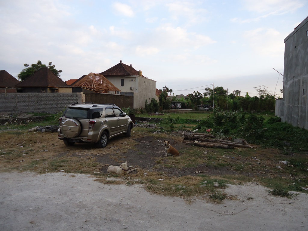 Freehold Land 450 sqm in Sanur Close to the Beach