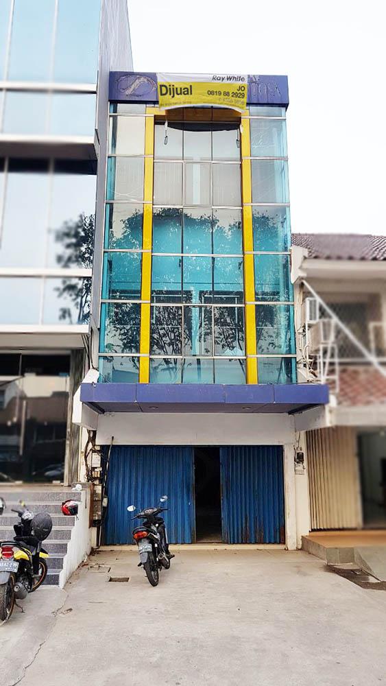 Ruko di Jual Boulevard Raya-Kelapa Gading-Jakarta Utara