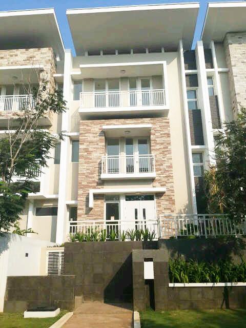 Rumah di Jual Sherwood Residence-Kelapa Gading-Jakarta Utara