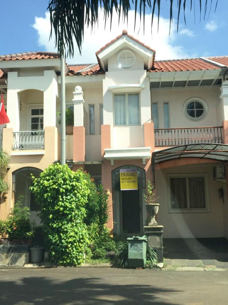 Rumah di Jual Bukit Gading Mediterania-Venesia-Kelapa Gading-Jakarta Utara