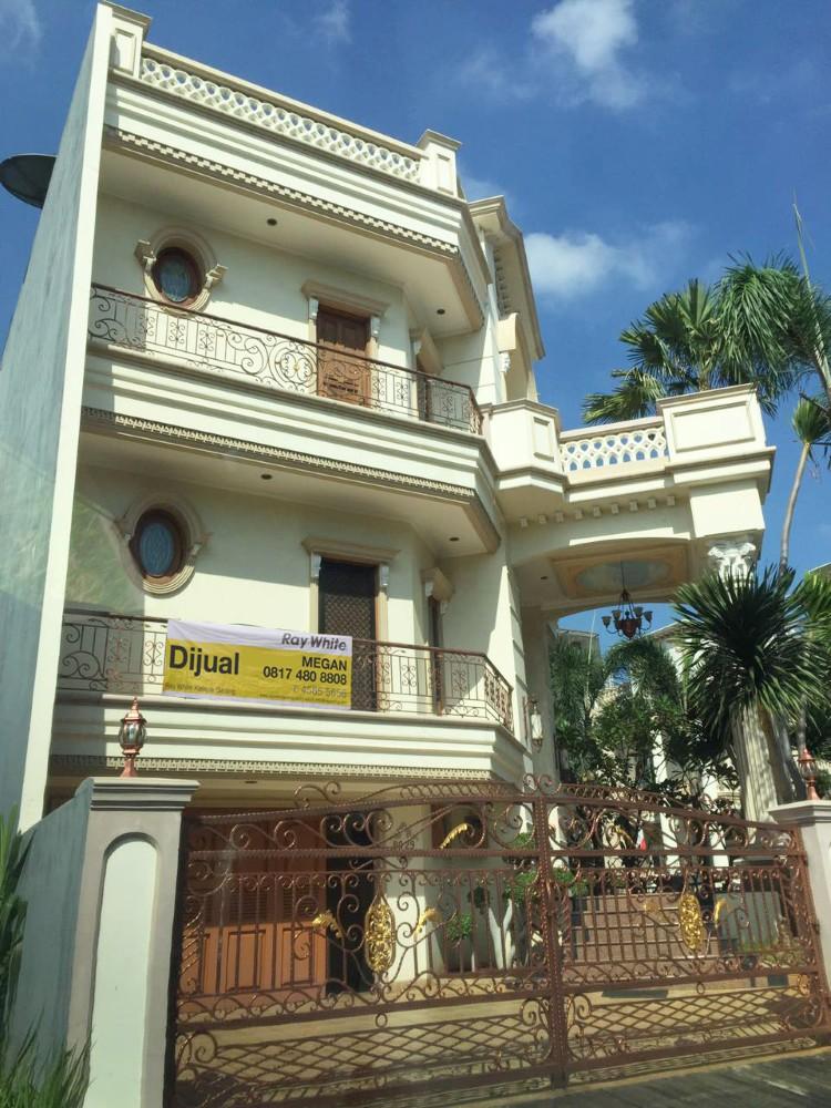 Rumah di Jual Bukit Gading Mediterania-Casablanca-Kelapa Gading-Jakarta Utara