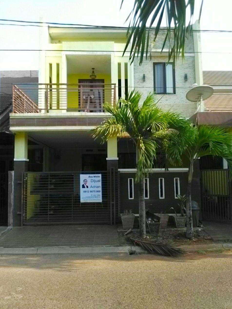 Rumah dijual murah di Cluster Ifolia , Harapan Indah Bekasi