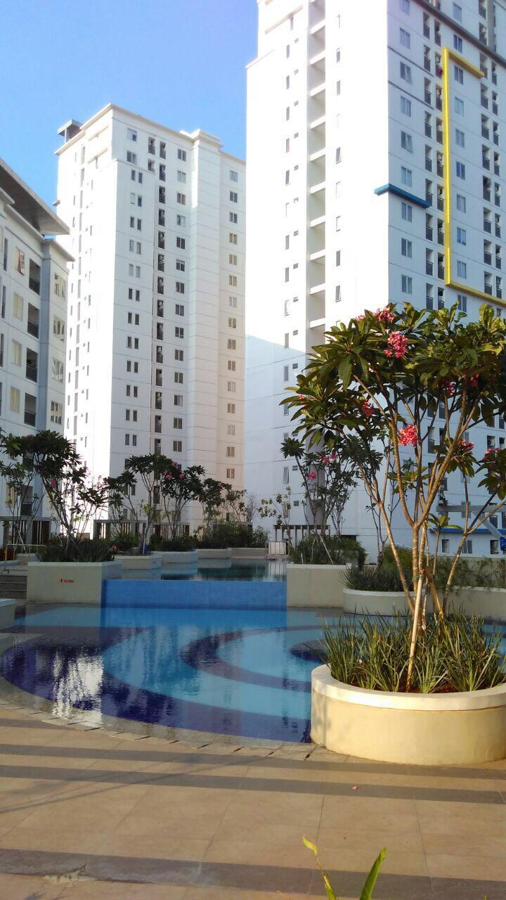 Di Sewakan Apartement Basura City