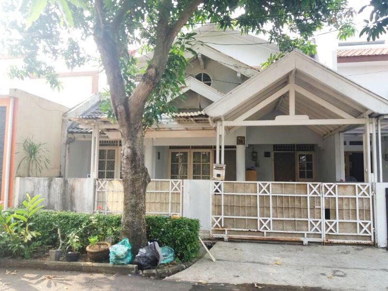 Dijual Rumah Nyaman dan Siap Huni di Kawasan Kasuari, Bintaro Jaya