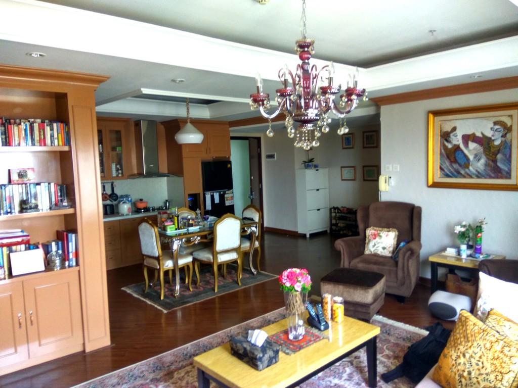 TURUN HARGA  DIJUAL Apartemen  ASPEN Recidense Cilandak AKSES Pejabat