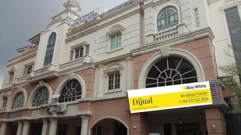 Dijual Cepat Ruko Gandeng 2 Unit di Tendean Square, Kebayoran Baru