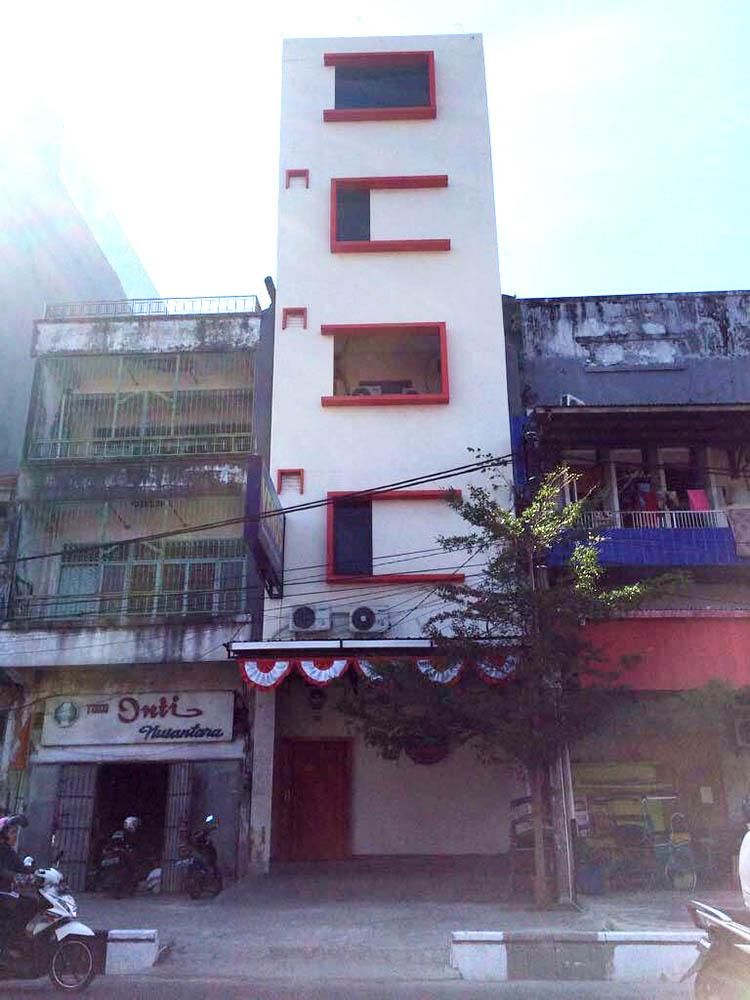 Ruko di Jual Jl. Nusantara-Makasar-Sulawesi