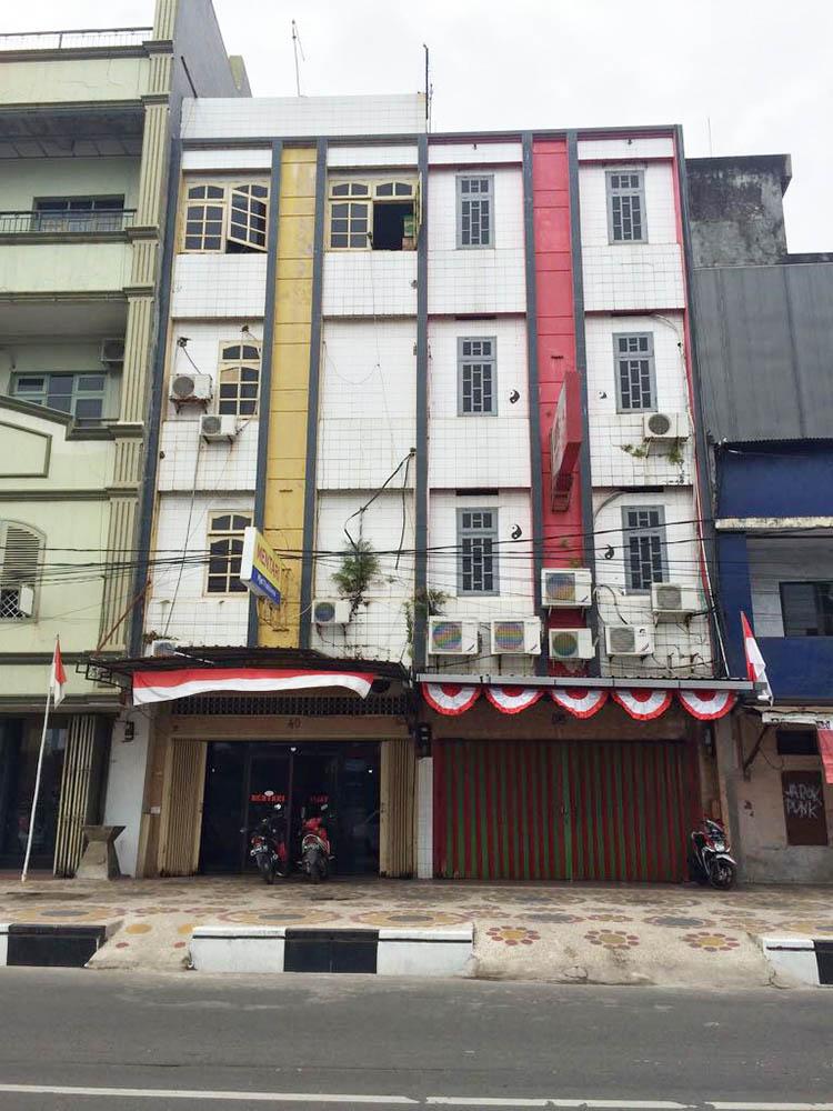 Ruko di Jual Jl Nusantara-Makasar-Sulawesi Selatan