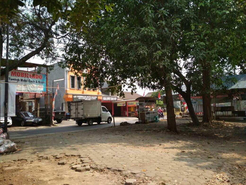 Tanah Strategis di Bintara, Cocok Untuk Cluster