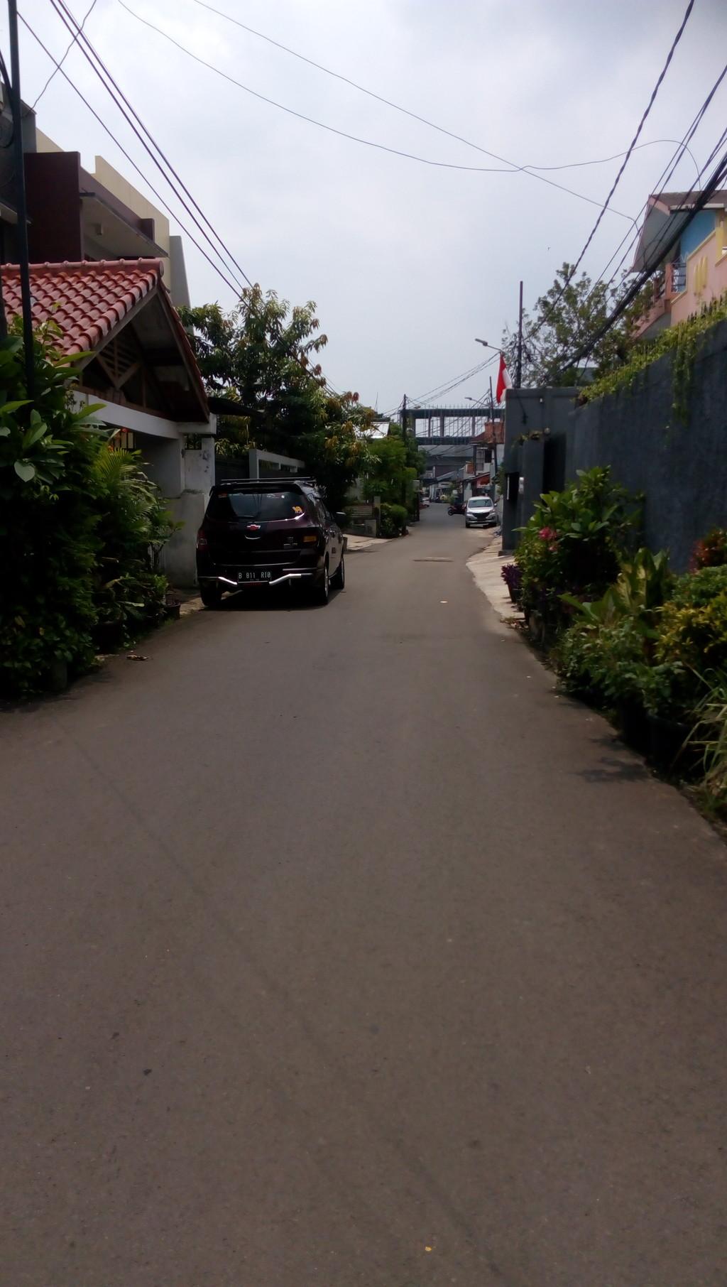 Dijual Rumah Tua Sangat Murah 3,5 Milyar Di Fatmawati Jakarta Selatan