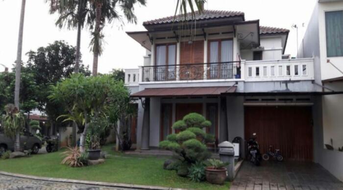 Rumah di Premiere Residence Modernland Tangerang