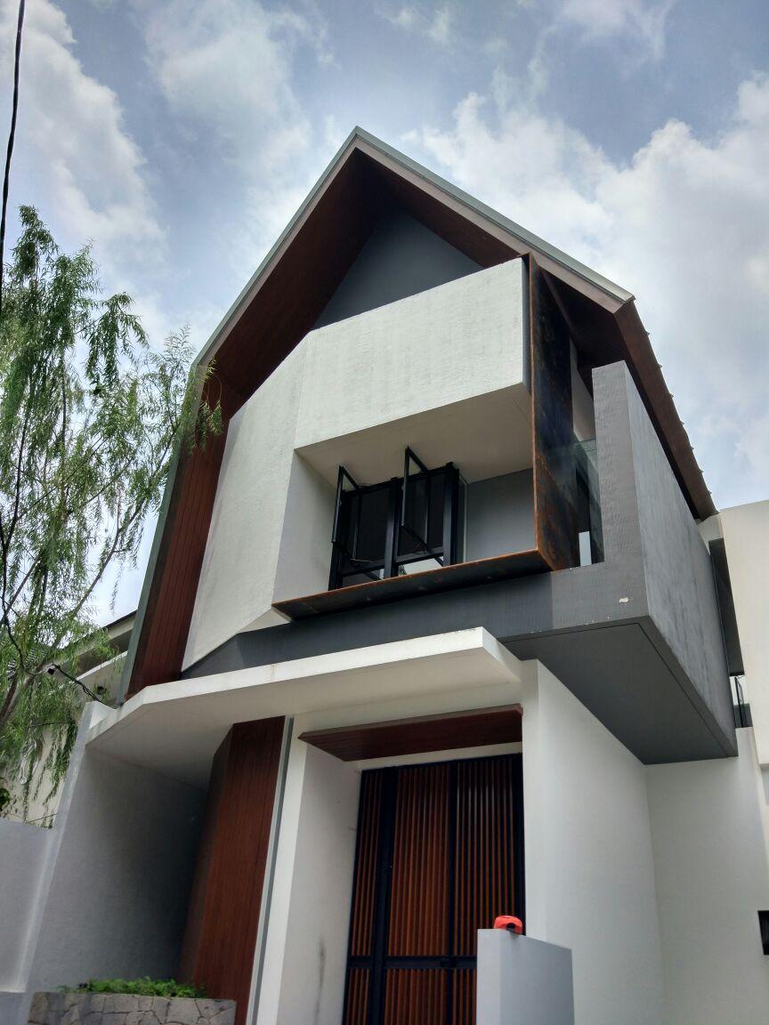 Brand New (Rumah Baru Siap Huni) jl H. Mandor Cilandak - Jakarta Selatan