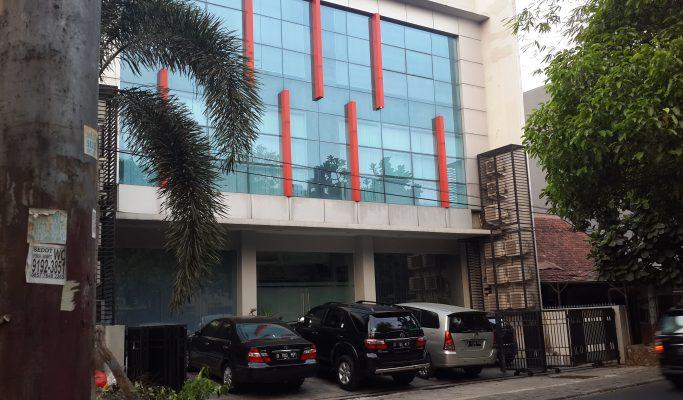 Gedung Kantor di Pusat Kota Jakarta