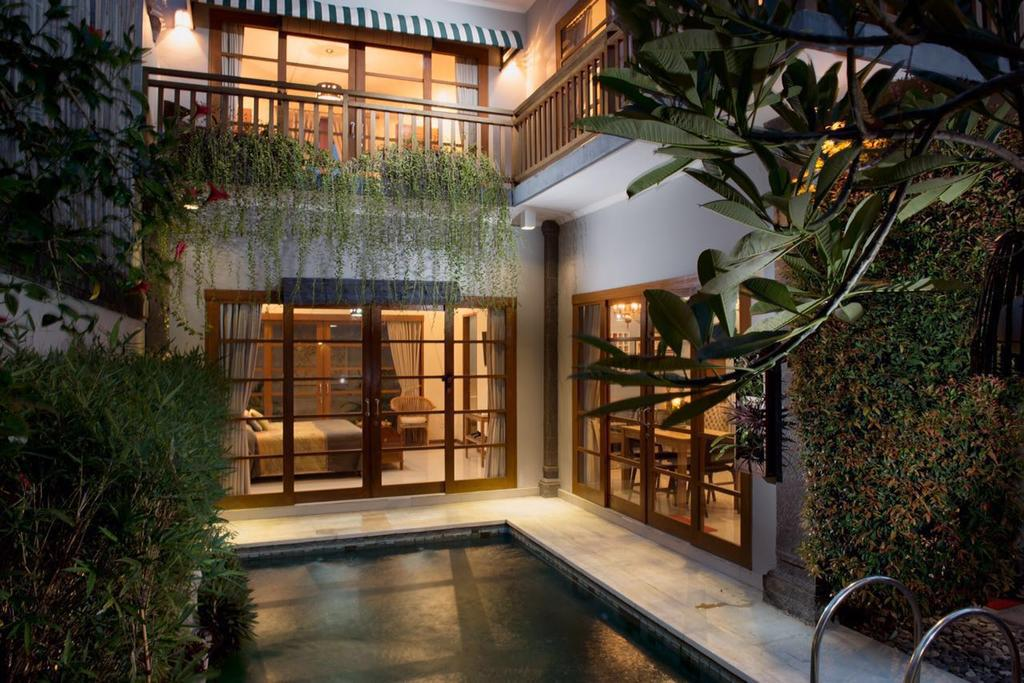 Successful Running Holiday Villa for Sale in Central Seminyak