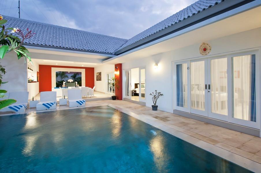 Villa Leasehold 4 Bedroom In Canggu Berawa