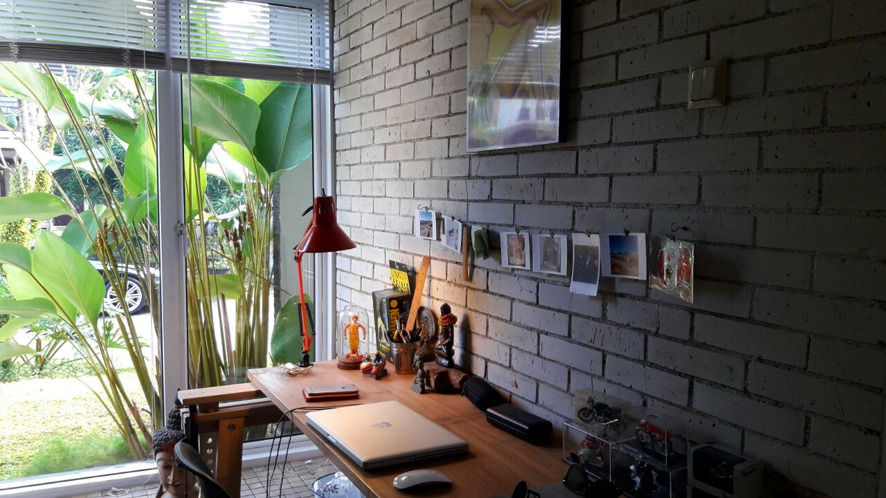 HOT SALE! Rumah asri, minimalis dalam cluster Permata BINTARO