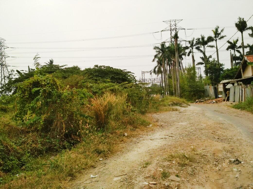 Dijual Tanah Lokasi sangat Strategis, Pinggir Jalan, Di Tangerang