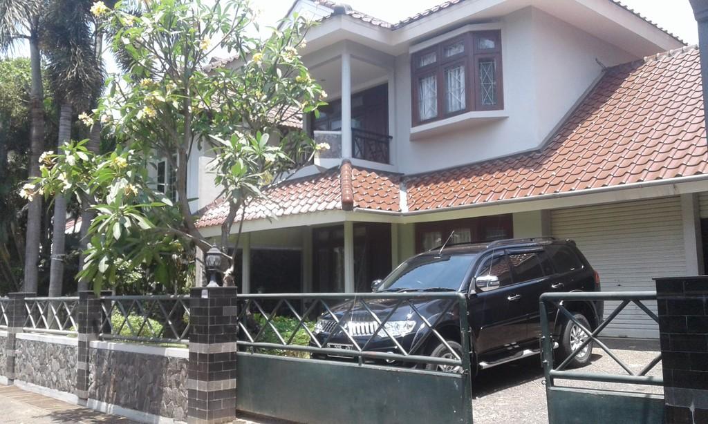 Rumah nyaman di Ampera Jak sel