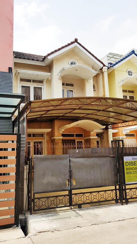Rumah di Sewa Kelapa Nias-Kelapa Gading-Jakarta Utara
