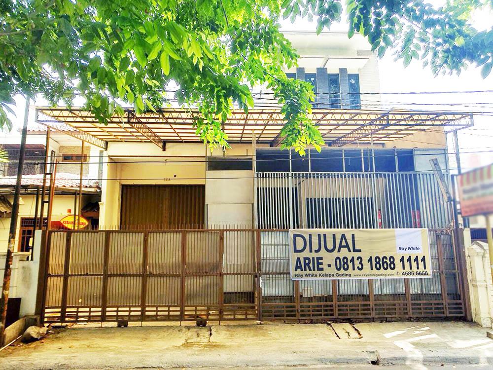 Rumah di Jual & Sewa Kelapa Cengkir Raya-Kelapa Gading-Jakarta Utara