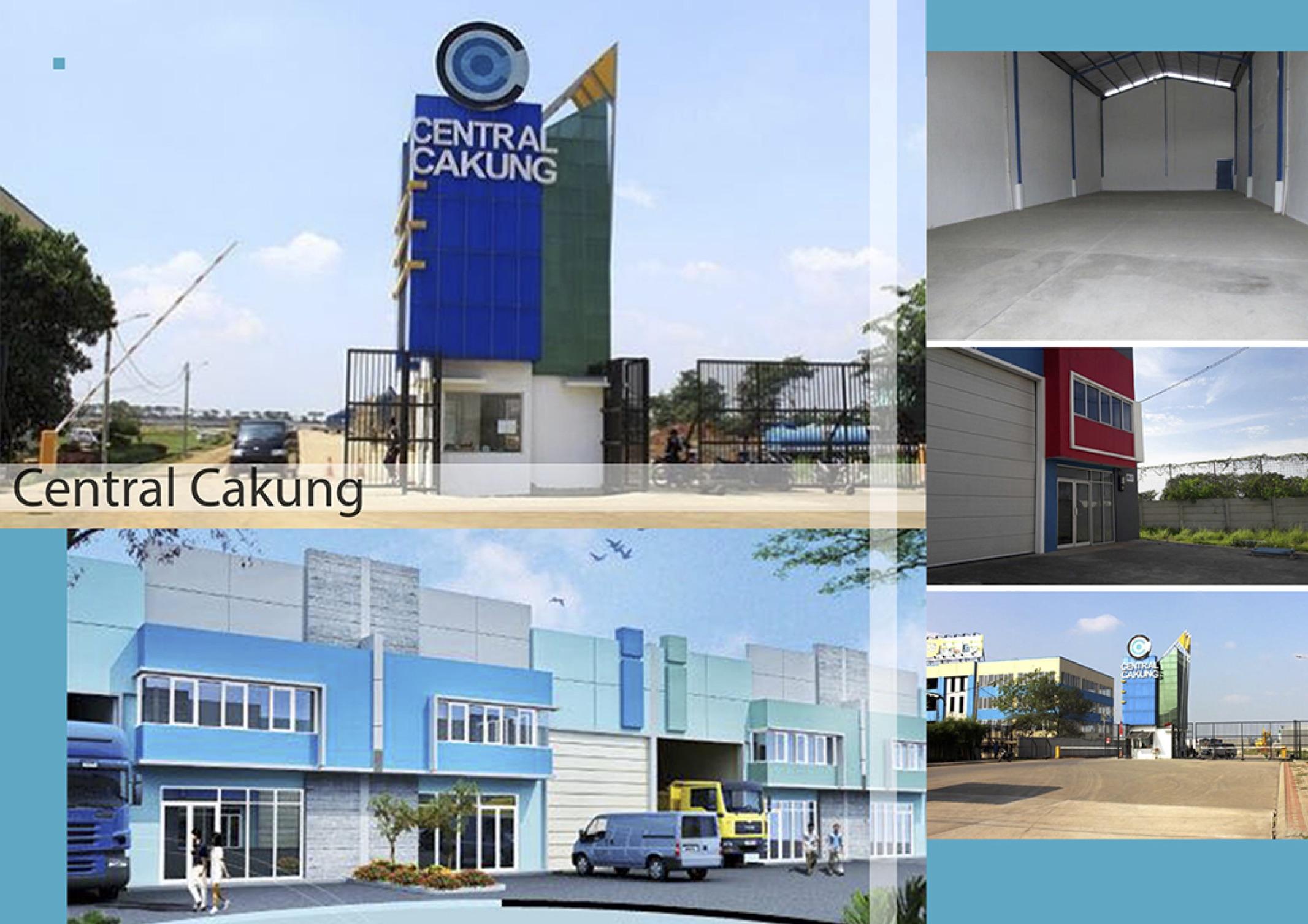 Dijual Gudang Central Cakung Harga Termurah Unit Hoek