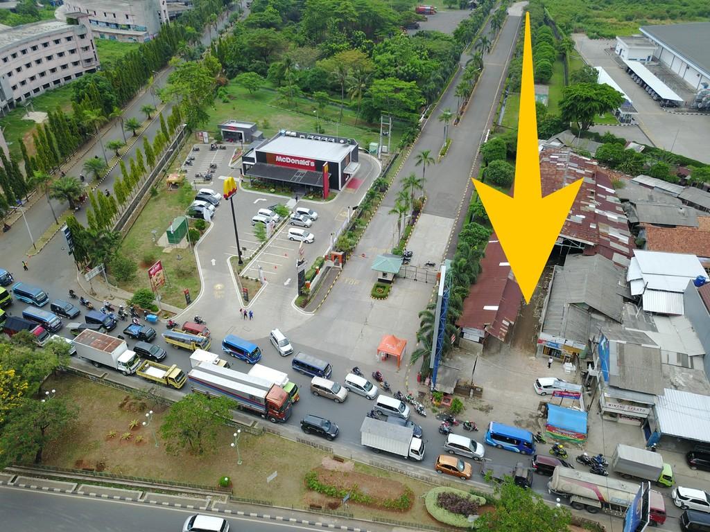 Kavling di Jual Jl Teuku Umar-Cibitung-Bekasi