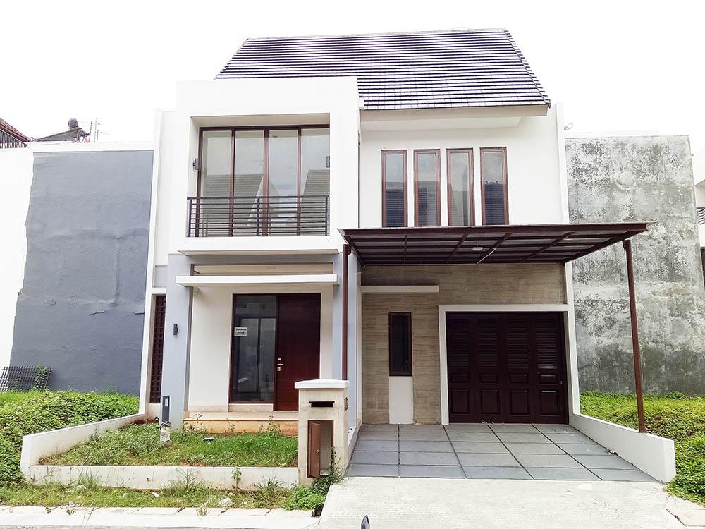 Rumah di Jual Pasadenia-Pulomas-Jakarta Timur