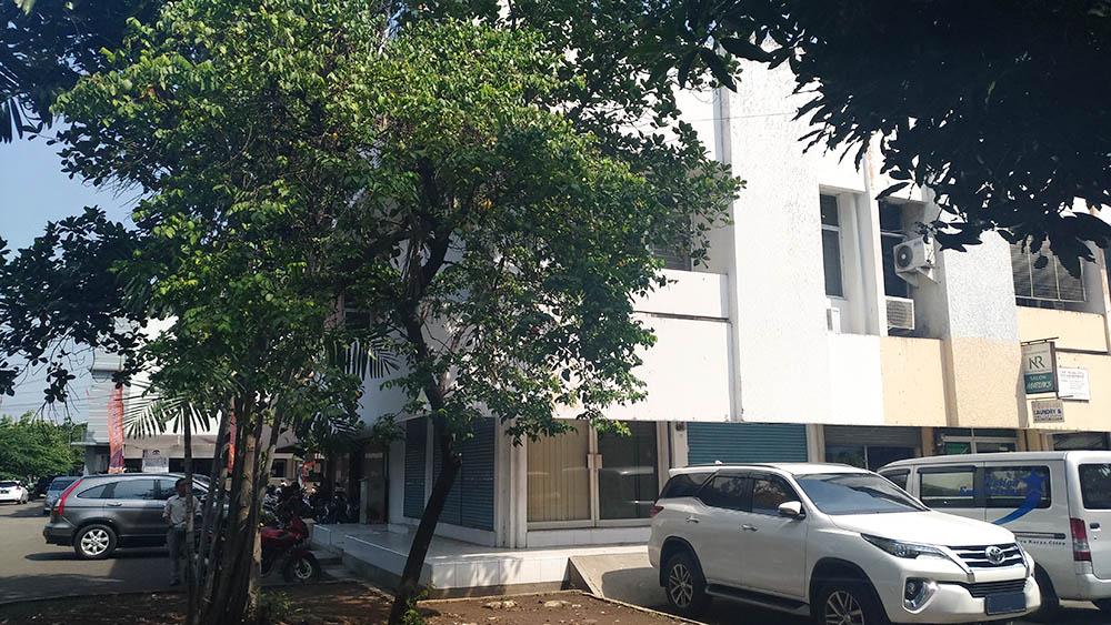 Ruko di sewa Komp Ruko Pulomas-Jakarta Timur