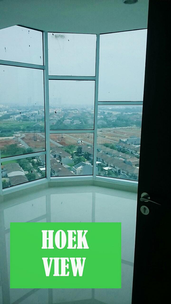 Dijual Apartemen Nyaman dan Siap Huni di Kawasan Alam Sutera, Tangerang
