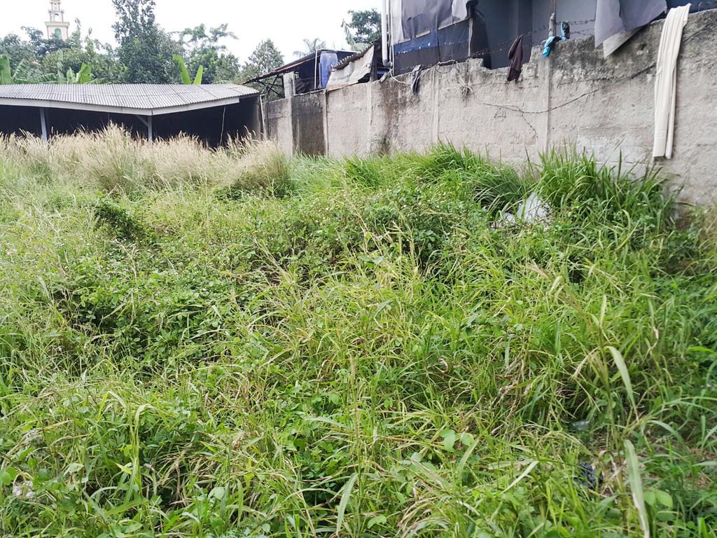 Dijual Tanah Lokasi sangat Strategis, Pinggir Jalan, Di Serpong