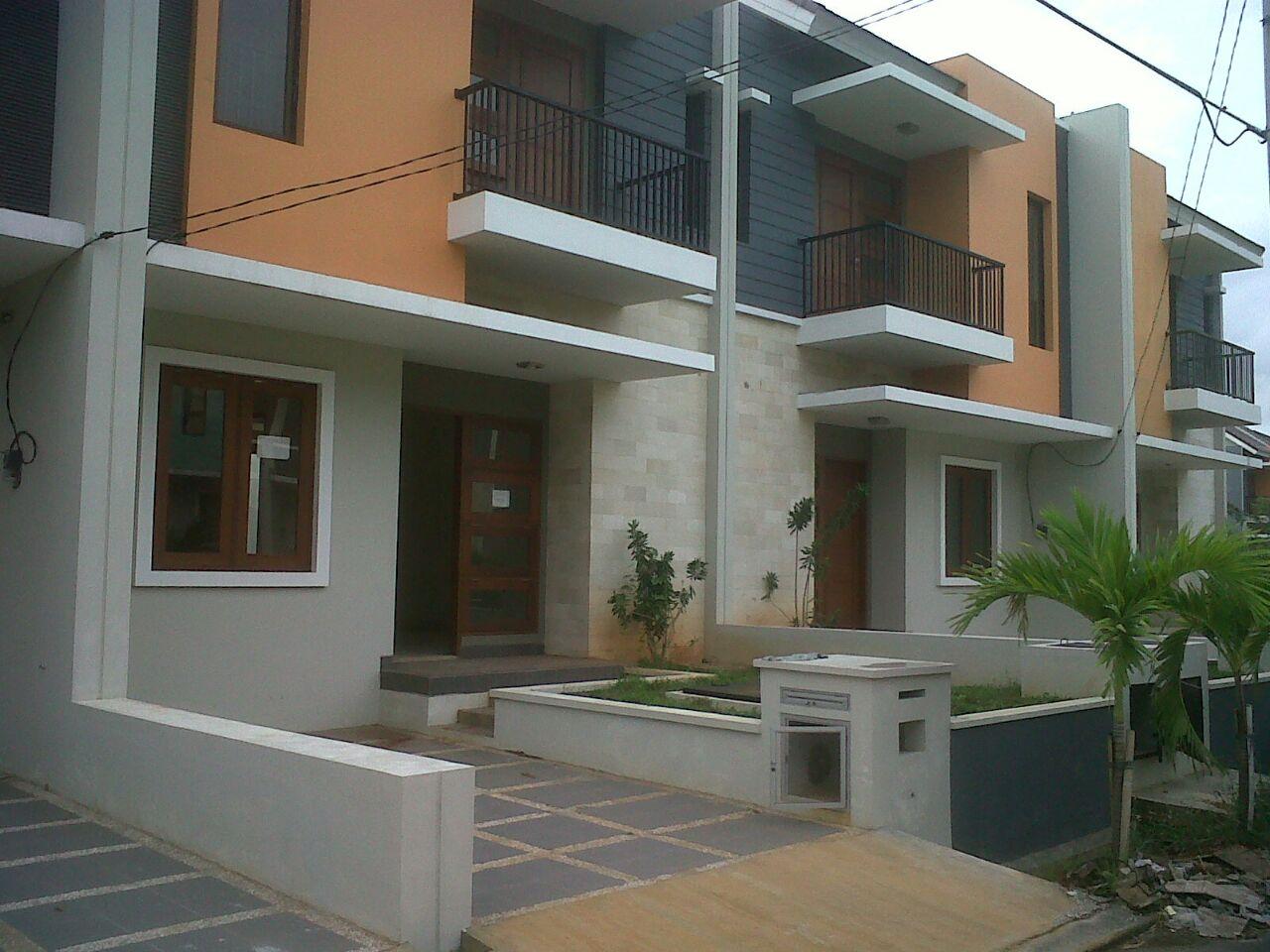 Rumah dijual murah di cluster Harmony Harapan Indah , Bekasi