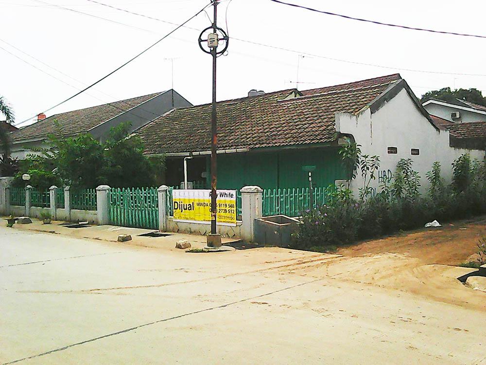 Rumah di Jual Perum Pondok Duta-Cimanggis-Depok-Jawa Barat