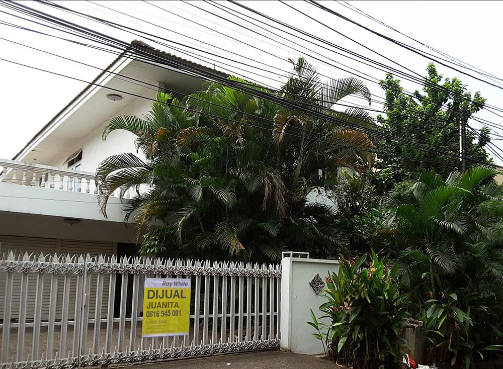 Rumah di Jual Pacuan Kuda Raya-Pulomas-Jakarta Timur
