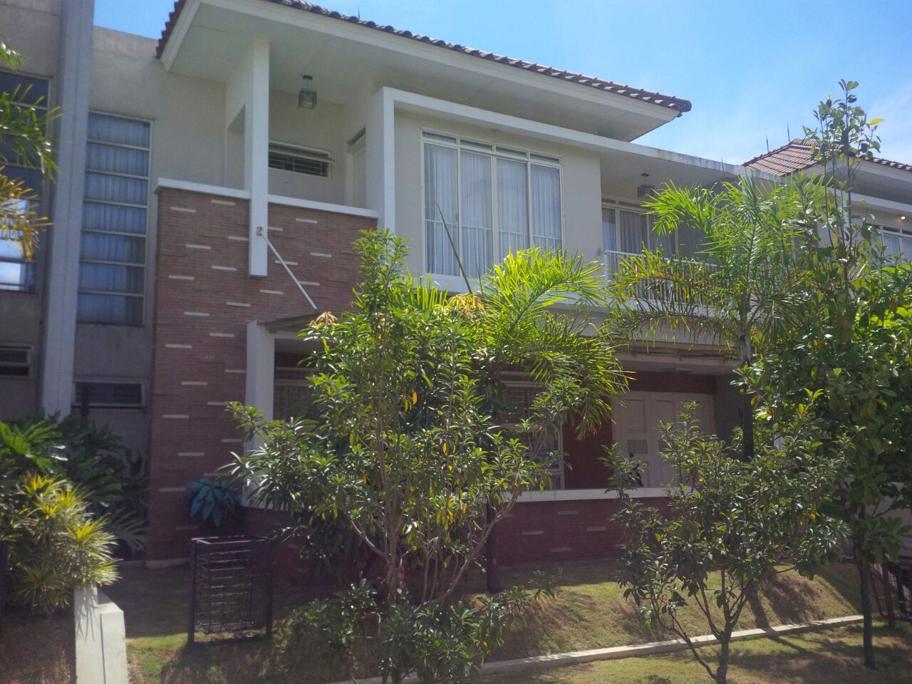 Rumah Jingga Prabu KBP