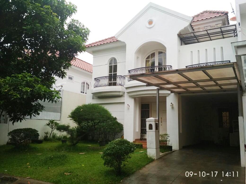 Rumah Dijual nyaman, Aman, dan siap Huni Di Puri Bintaro, Tangsel