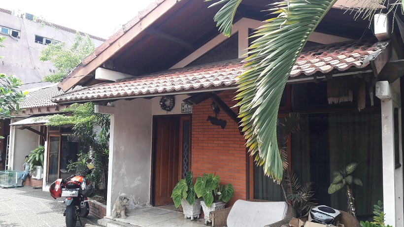 Rumah di Kebon Baru Tebet, Bangunan 1 Lantai, SHM, Luas Tanah 200 m2
