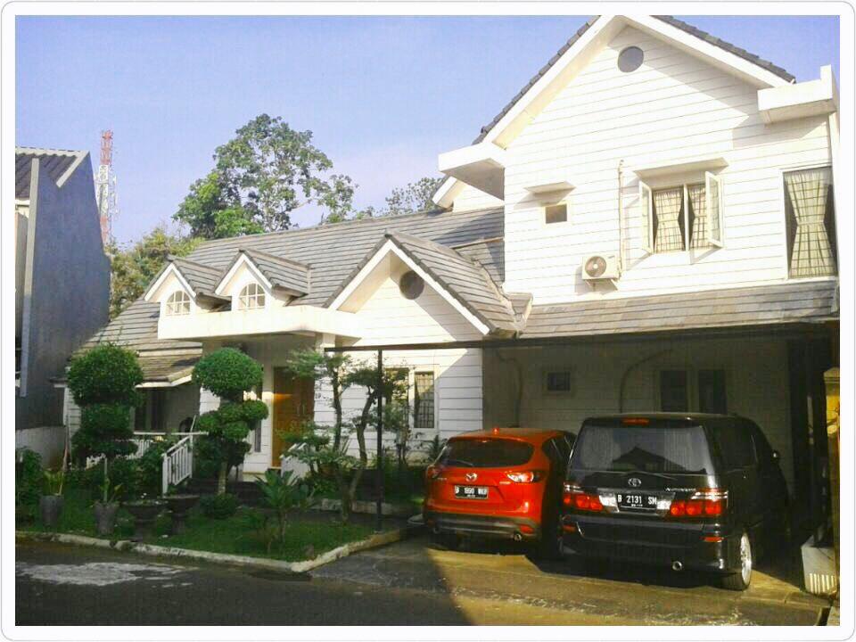 Rumah Dijual, Nyaman, aman, dan siap Huni @Puri Bintaro, Bintaro