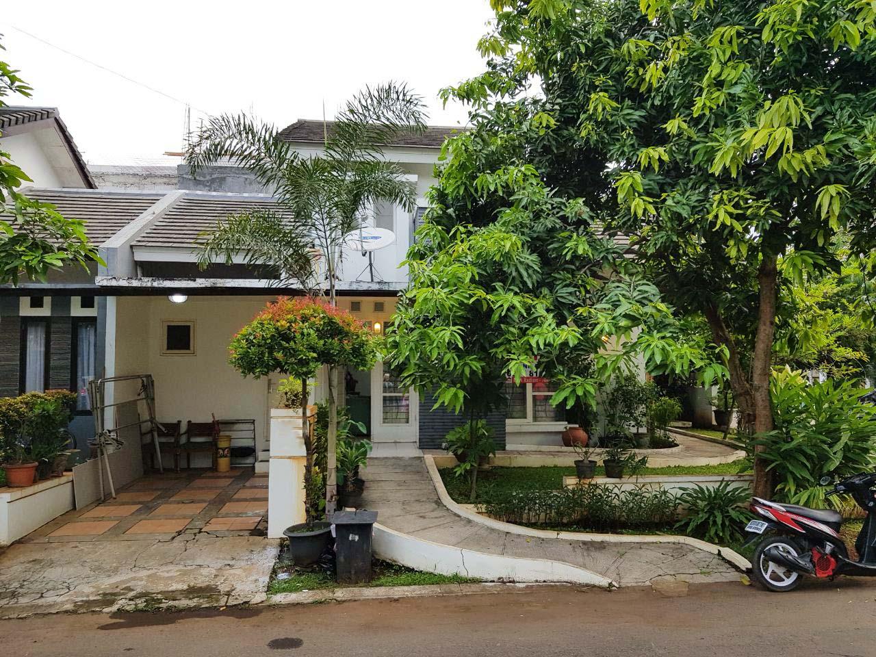 Rumah Dijual  lokasi strategis, bagus, nyaman dan aman daerah Permata Extention, Bintaro