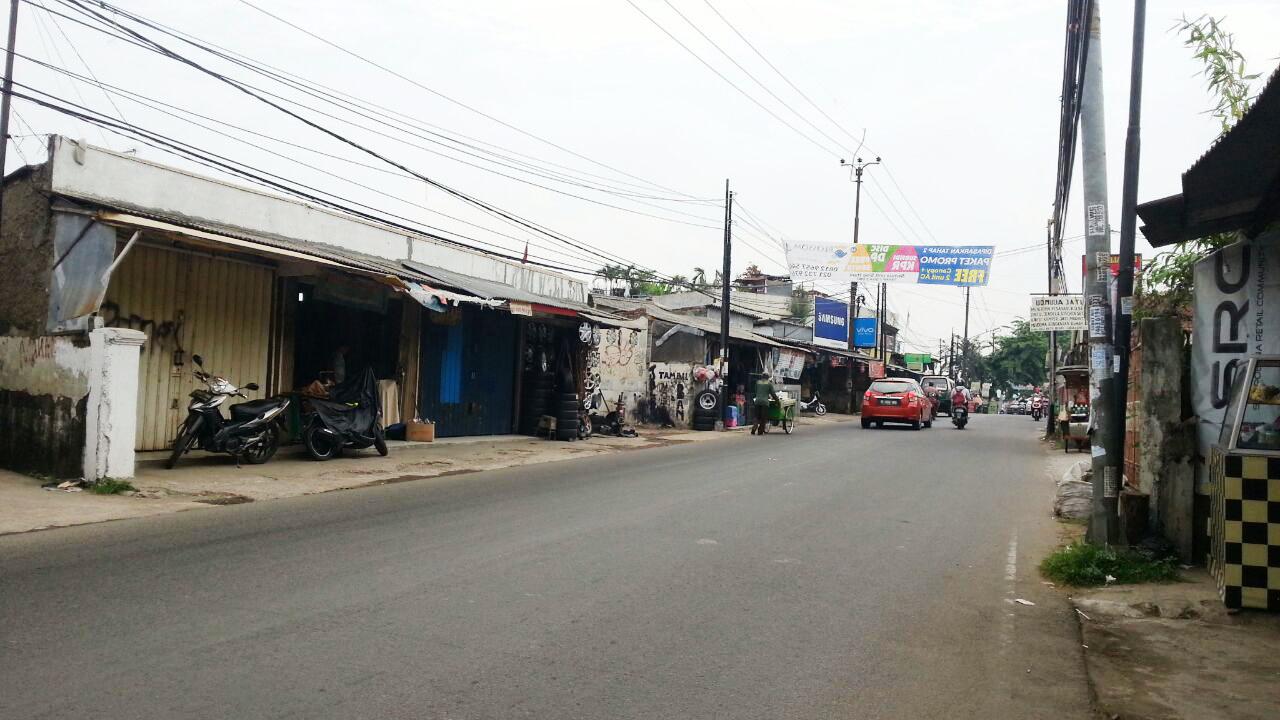 Dijual Kavling lokasi sangat Strategis, Bebas banjir, Pinggir Jalan @Ceger
