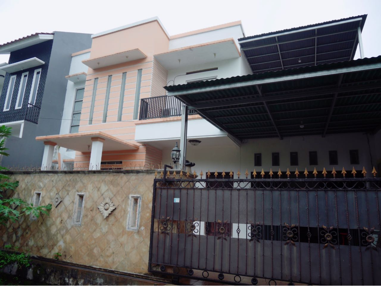 Rumah Nyaman dan Siap Huni di Kawasan Bukit Nusa Indah, Ciputat