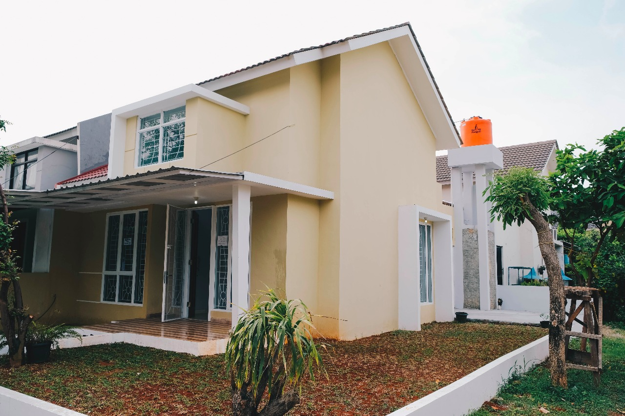 Dijual Rumah Nyaman dan Siap Huni di Fortune Spring, Bintaro