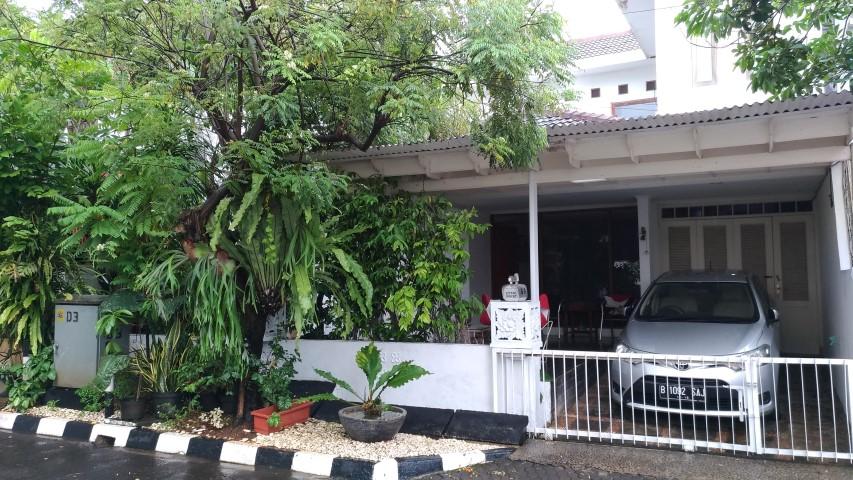 Dijual Rumah Siap Huni at Warung Buncit Pejaten - Komplek *Buncit Indah - Jakarta Selatan