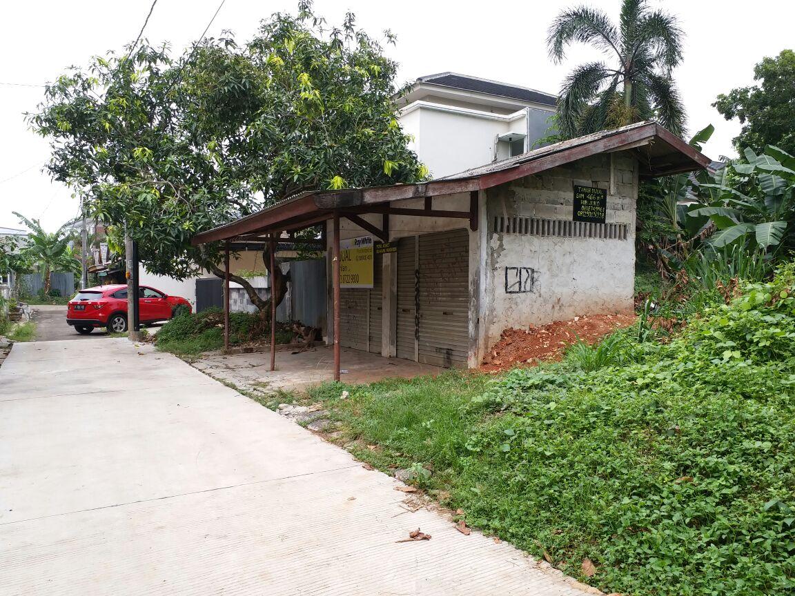 Dijual Tanah kavling, luas, lokasi sangat strategis @Wisma Pondok Aren