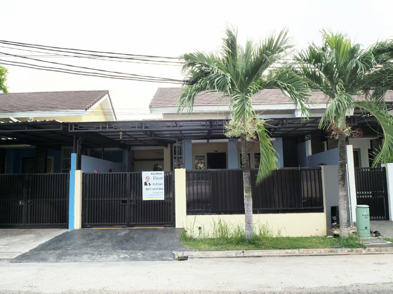 Dijual  rumah murah di cluster Ifolia , Harapan Indah Bekasi