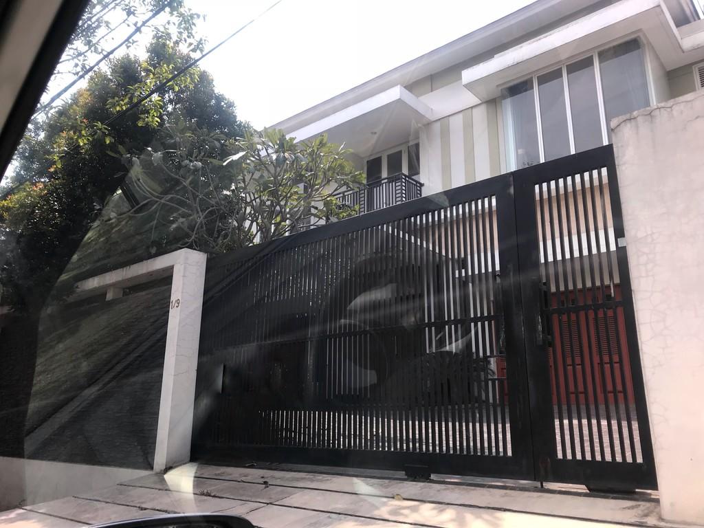 Dijual Rumah Babasar (Baru, Bagus, Besar) di Hang Lekiu