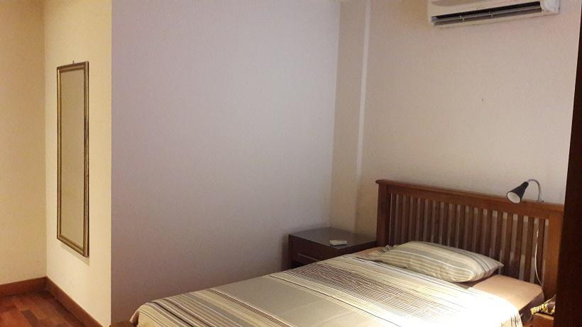 Apartemen 2 Bedrooms di Daksa Residence, Senopati; Dekat SCBD; Furnished; Luas 128 m2