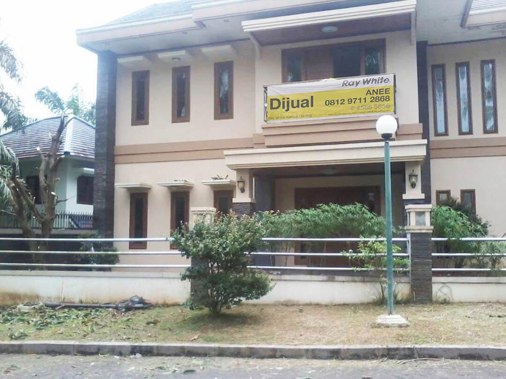 Rumah di Jual Perum Bumi Residence-Pondok Benda-Pamulang