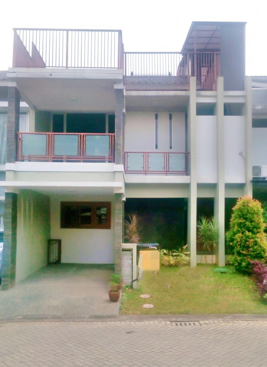 Rumah dijual nyaman, aman, akses lokasi sangat strategis @Kebayoran Village, Bintaro